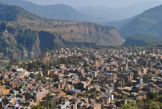 Baglung gears up for urban infrastructure overhaul